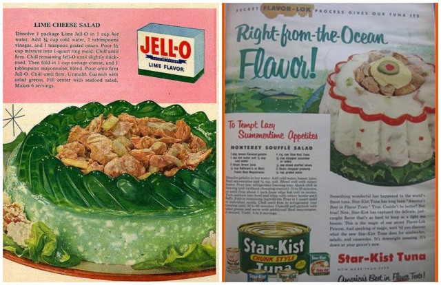jello lime cheese salad